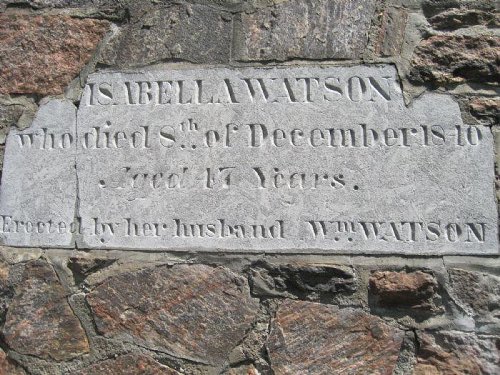 Fisherville stone