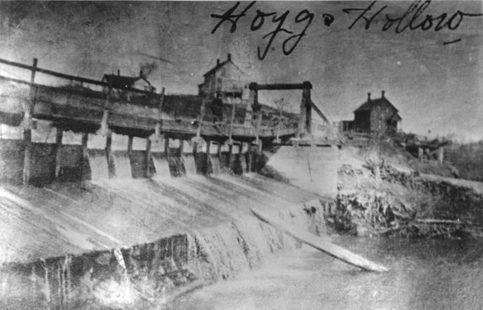 Hoggs Hollw Dam