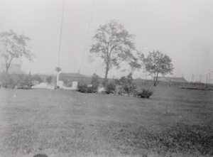 Fort York Burying Ground 1926