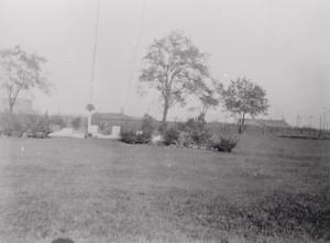 Fort York Burying Ground 1926