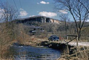1957 lime kilns