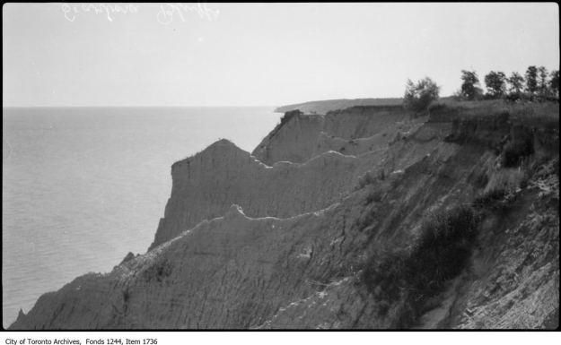 Scarborough Bluffs. - [ca. 1912]