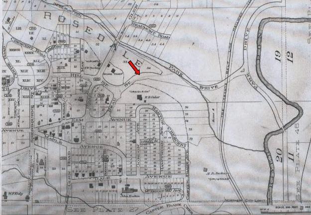 Rosedale 1890