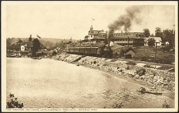 Highland Inn 1910