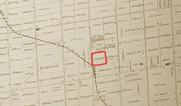 Nodwell map