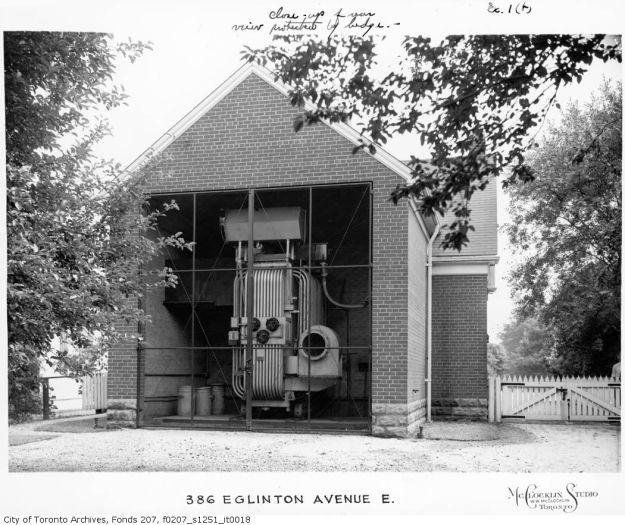 Eglinton Substation