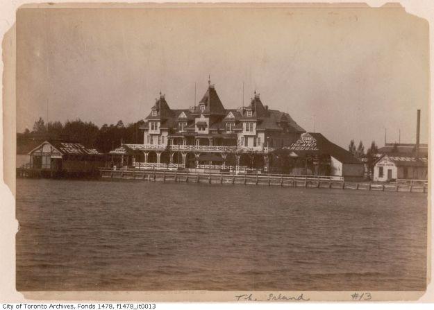 Hanlan Hotel