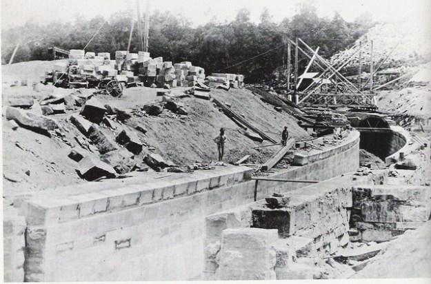 Building The GTR Tunnel