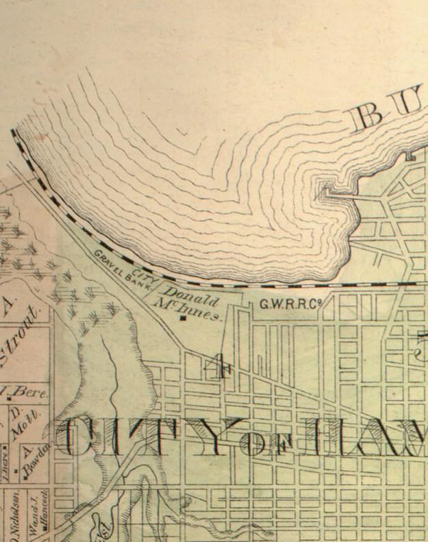 Dundurn Map
