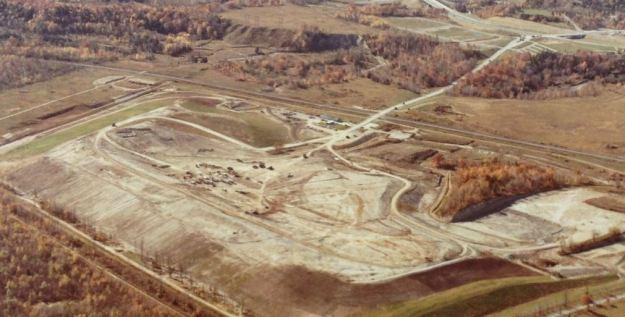 Beare Landfill 1974