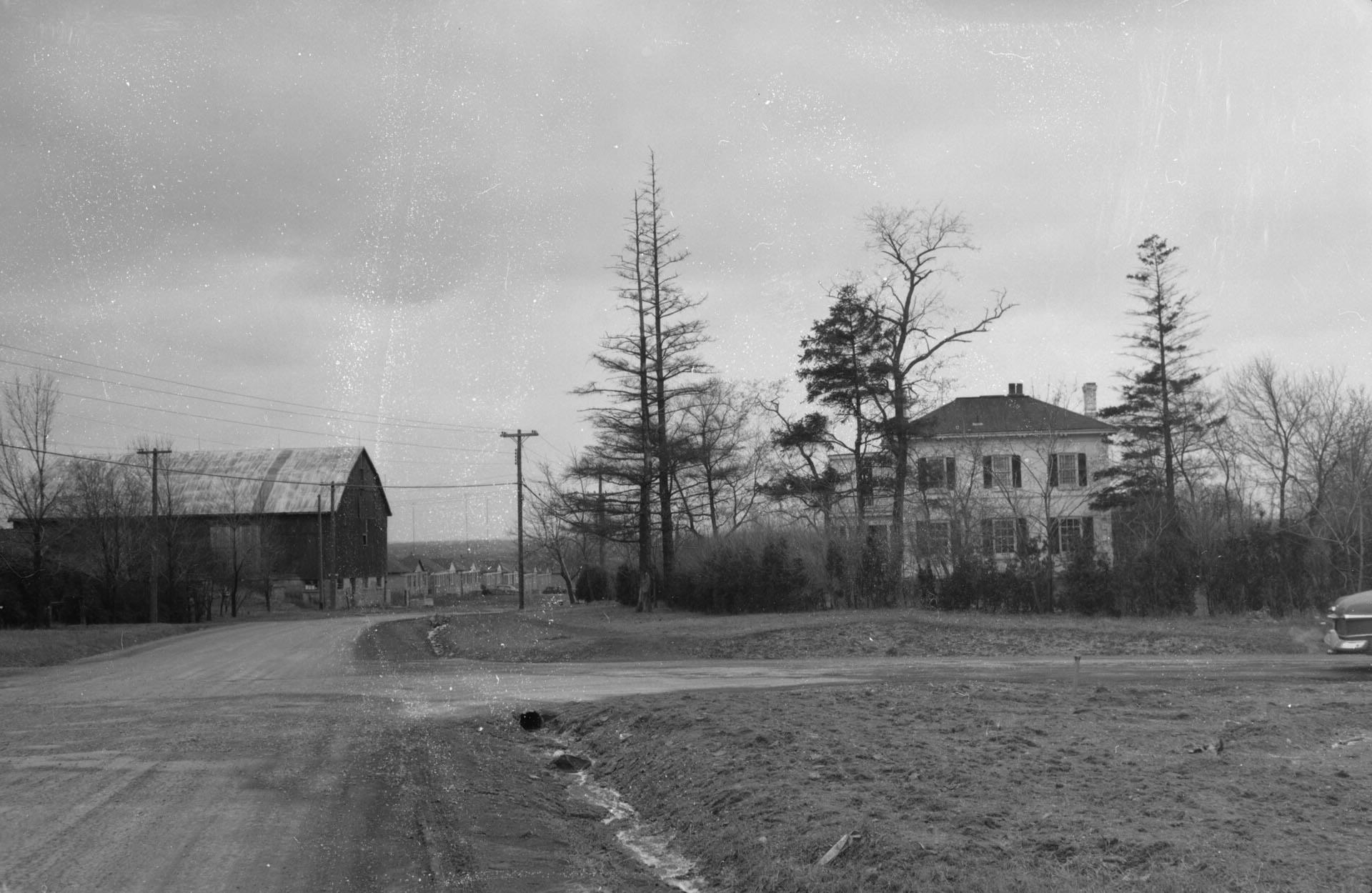 Perkins Bull House 1955