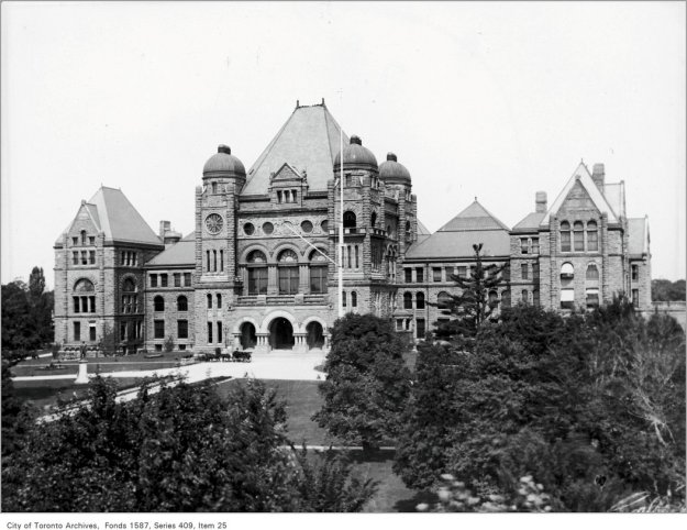 Parliament Buildings, Queen's Park