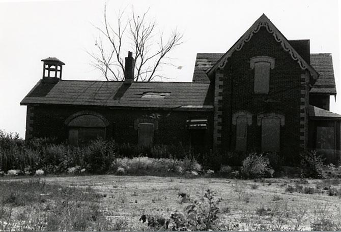 Robinson House 1989