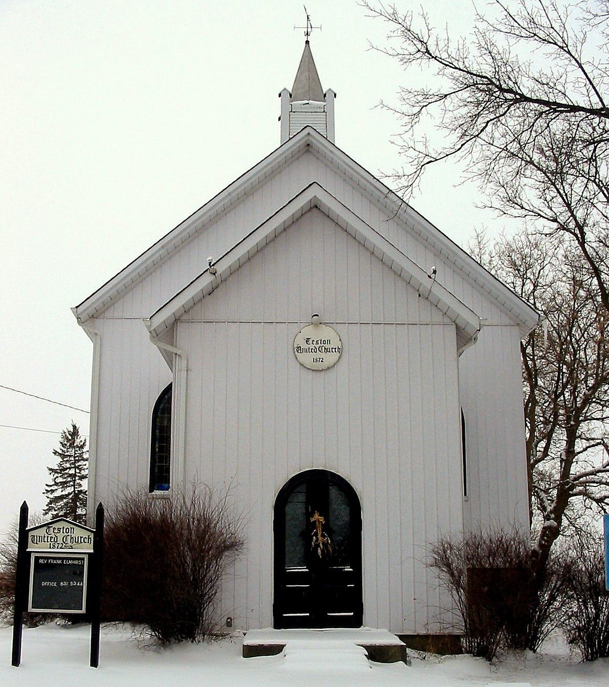Teston United Church