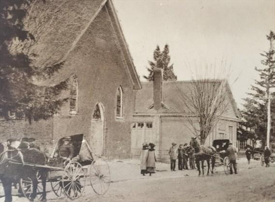 Schomberg Community Hall Bill Foran_Super_Portrait