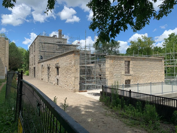 Goldie Mill Guelph   Hiking the GTA